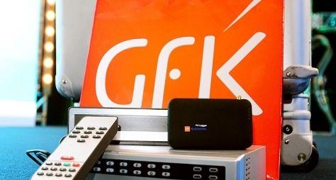 GfK divulga data para entrega das primeiras medições de audiência