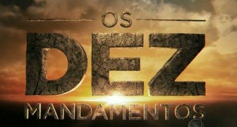 Os Dez Mandamentos bate novo recorde de audiência no Rio e em São Paulo