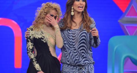 Programa da Sabrina bate recorde de audiência com declarações de Joelma