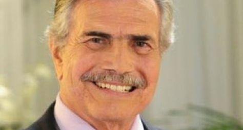 Prestes a voltar ao ar, Tarcísio Meira critica direção de A Regra do Jogo
