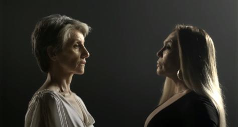 """""""Cássia Kis é uma das melhores atrizes de hoje em dia"""", diz Susana Vieira"""