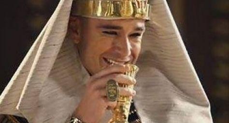 Os Dez Mandamentos: Quinta praga chega ao Egito
