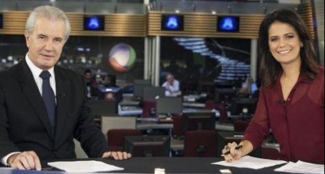 Jornal da Record perde quase metade da audiência sem Os Dez Mandamentos