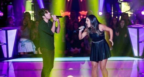 The Voice Brasil 4x07 - Batalhas, Parte 2