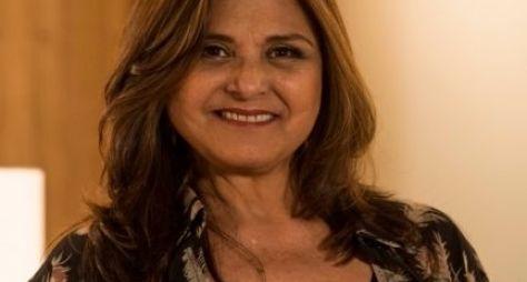 Negociando com a Record, Elizângela diz que gostaria de ficar na Globo