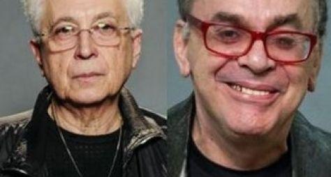 """""""O próximo autor na lista do Emmy será você"""", diz Aguinaldo a Walcyr Carrasco"""