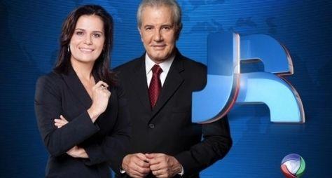 Jornal da Record perde vice-liderança para reprise de novela do SBT