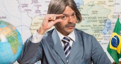 Nova Escolinha do Professor Raimundo dá liderança ao Canal VIVA