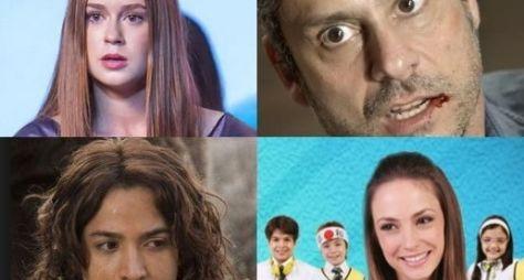 Confira as audiências das novelas entre os dias 23/11/15 e 28/11/15