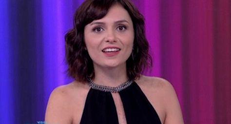 Monica Iozzi já tem data marcada para deixar a bancada do Vídeo Show