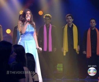 The Voice Brasil 4x11 - Quartas de Final (Top 16)