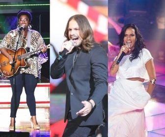 As 20 Melhores Performances do The Voice Brasil