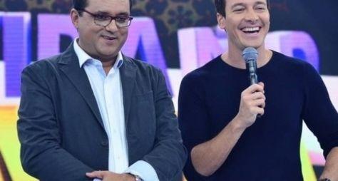 """Geraldo Luís comenta rixa com Rodrigo Faro: """"ele não é meu amigo pessoal"""""""