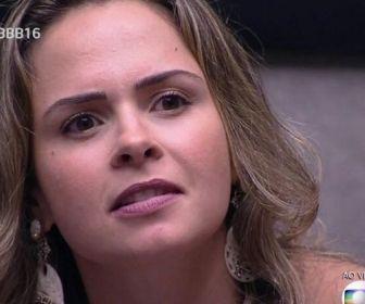 Ana Paula só tem um adversário a sua altura no BBB16