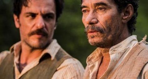 Velho Chico:A parceria de Belmiro e Capitão Rosa