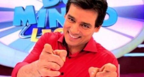 Chateado com críticas, Celso Portiolli pensa em deixar a TV