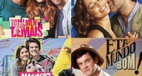 Confira as tabelas de audiências diárias das principais novelas da TV Brasileira