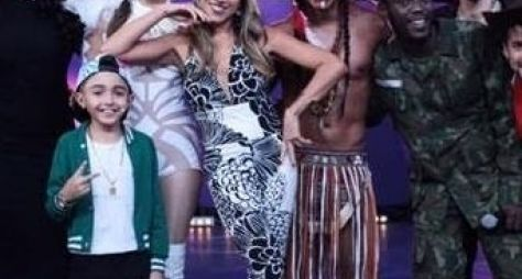 Patricia Abravanel apresenta os covers de Ivete Sangalo