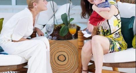 Xuxa Meneghel: Adriana Garambone fala sobre barriga de aluguel