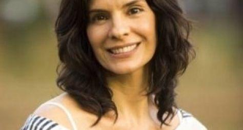 Helena Ranaldi é convidada para À Flor da Pele