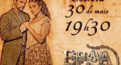 Record confirma data de estreia de Escrava Mãe