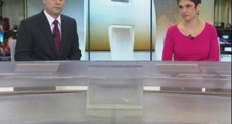 Pela primeira vez, Jornal Hoje perde liderança de audiência