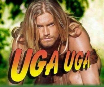 UGA UGA:  A novela que não está no gibi