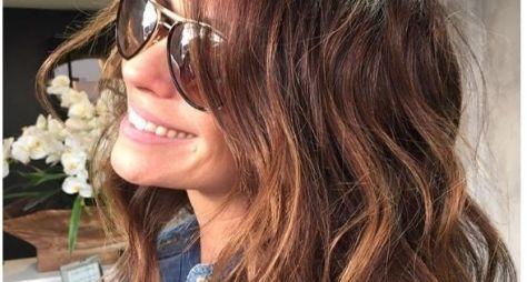 Giovanna Antonelli exibe visual que deve usar em Sol Nascente