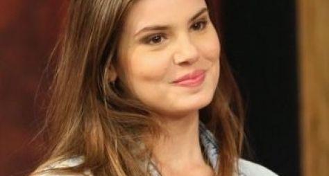 """""""Quero fazer uma pessoa muito má!"""", revela Camila Queiróz"""