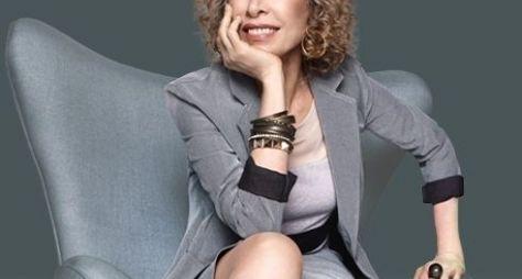 Marília Gabriela comemora nova versão do TV Mulher