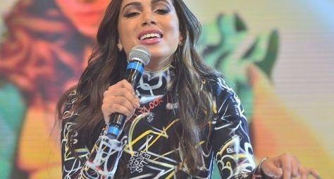 Anitta é a convidada especial do Hora do Faro