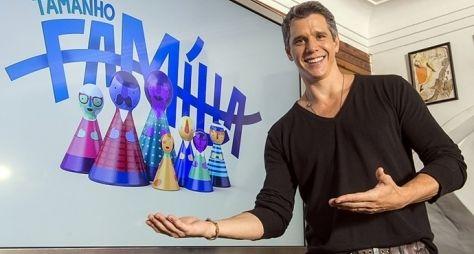 Tamanho Família: Globo apresenta programa em coletiva de imprensa