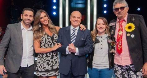 RedeTV! exibe Mega Senha especial Dia do Mídia