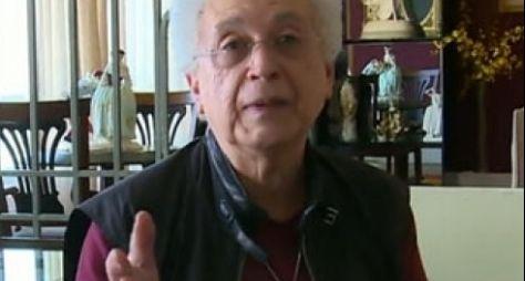 Aguinaldo Silva pretende escrever um seriado de terror