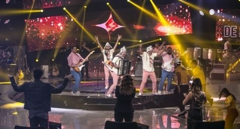 Fulô de Mandacaru é a banda SuperStar 2016