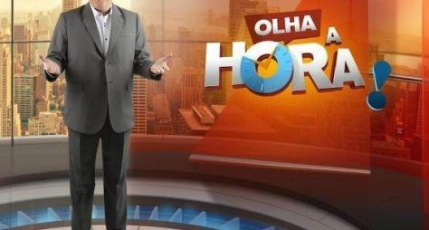 Olha a Hora, da RedeTV!, registra traço de audiência