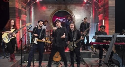 Adnigh: Conheça o novo talk-show da Globo