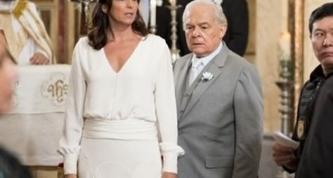 Haja Coração: Pedro é preso no dia do casamento com Rebeca