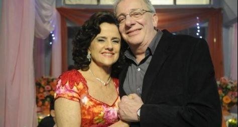 Marco Nanini e Marieta Severo contracenarão juntos em novela das seis