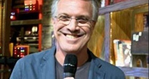 Jô Soares vai receber Pedro Bial na última semana de seu programa