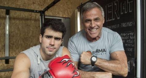 Malhação: Jorjão vira treinador oficial de Rômulo