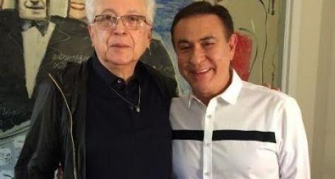 """""""Acho ele um fofo"""", dispara Aguinaldo Silva sobre polêmica envolvendo Datena"""