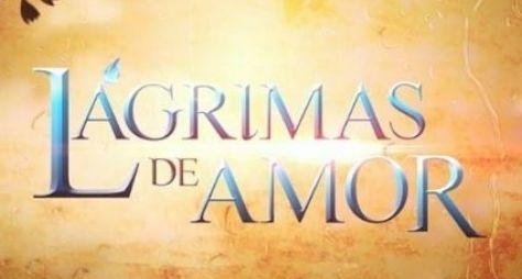 SBT anuncia a estreia da novela Lágrimas de Amor