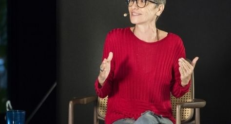 """""""Eu sou uma atriz intensa porque quero pisar num outro lugar"""", diz Cássia Kis"""
