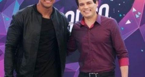 Léo Santana e Tayrone Cigano agitam o Sabadão com Celso Portiolli
