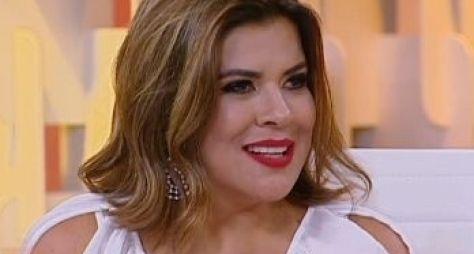Mara Maravilha não altera audiência do Fofocando