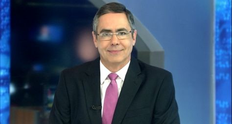 Bóris Casoy será substituído por Fábio Panuzzio no Jornal da Noite