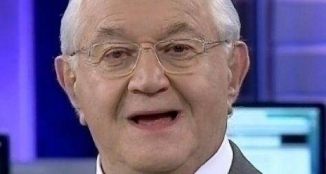 Boris Casoy não altera audiência do RedeTV News