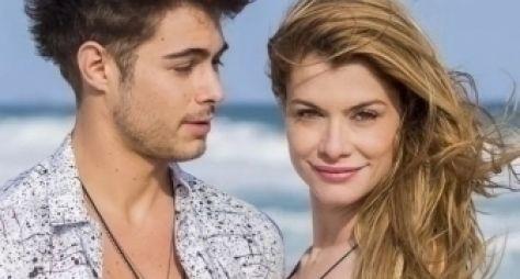 Rafael Vitti comenta parceria com Alinne Moraes em Rock Story