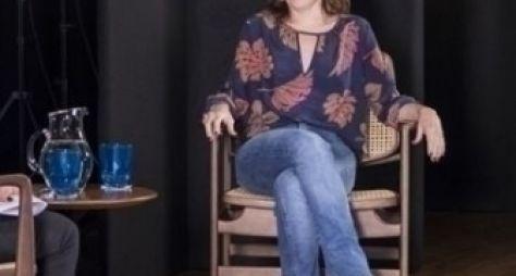 Drica Moraes é a convidada do Ofício em Cena